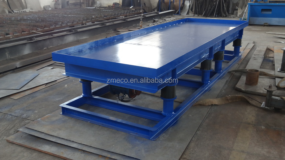 Brick Making Vibrating Table For Concrete Moulds Buy