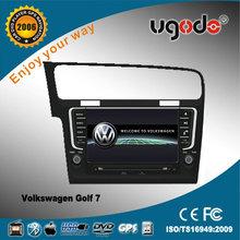 nuevo 2013 <span class=keywords><strong>Volkswagen</strong></span> golf 7 rsistema de navegación GPS de radio