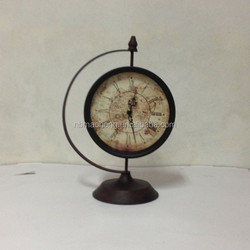 Globe style Modern Decorated Clock