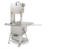 High Quality Low Price Electric Automatic Stainless Steel Meat bone saw machine HY-420R For Sale