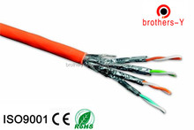 OEM/ODM service 2 core shielded twisted pair cable