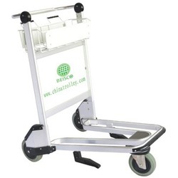 Unfolding Airport Luggage Cart/ Travel Trolley/Steel Airport Tool Cart