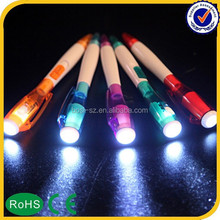 Promotion Gifts invisible ink pen with uv light stationery