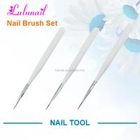 B002 Yiwu Liancai Nail kits Acrylic Nail Brush Pen