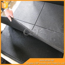 Sound insulation outdoor basketball court rubber garage floor tile