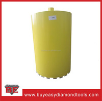Total length 5 10mm Super quality 300mm diamond core drill bit for reinforced concrete