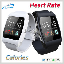 New Products 2015 UX Smart Bluetooth Watch For Android Ios Phone,Bluetooth Heart Rate Monitor Watch