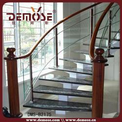 modern design for balcony railing/balcony railing parts/exterior glass railing