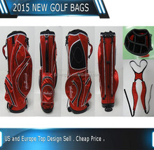 US Top Sell Golf Bags With High Quality Material and 24 months warranty
