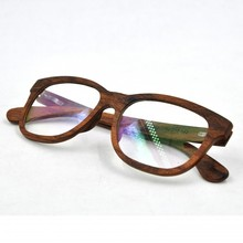 New design fancy wooden reading glasses, spectacle frame eyeglasses