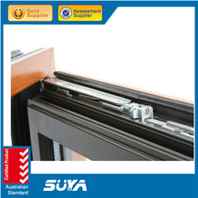 SUYA 2015 Fashion Home Design Aluminium Windows aluminium casement window with Tempered Double Glass