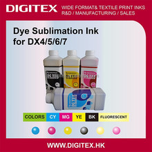 Digitex dye sublimation and transfer inks for fabric Roland XJ-740