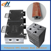 High Quality PVC WPC Profile Extrusion Mould Toolings