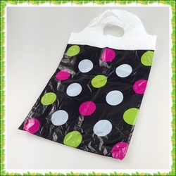 custom printed plastic bags, plastic shopping bag