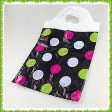 custom printed plastic bags, plastic shopping bag