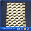 aluminium expanded mesh/expanded metal mesh/hexagonal aluminum mesh