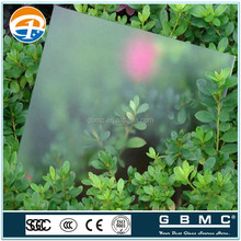 3.2mm Low Iron Patterned Solar Tempered Glass