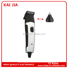 Electric hair clipper with nose hair trimmer for wholesale barber excellent supplies