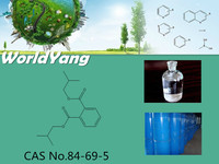 Worldyang CAS NO.84-69-5 Colorless transparent liquid Diisobutyl phthalate Phthalic acid diisobutyl ester