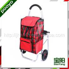 juxin folding hand trolley eco-friendly popular pack