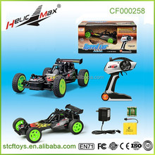 RC car 1/16 tumbling car toy with light toys cars electric remote control car radio on car plastic road set race car toy for kid