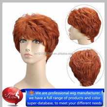 Wholesale synthetic fiber deluxe troll doll 90s spiky bright costume wigs