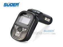 Suoer fashionable USB/TF card/Radio supported car MP3 player with remote control
