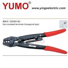 Yumo ( HX-16 ) AWG 6-16 mm2 ( japón ) Ratchet terminal herramientas que prensan