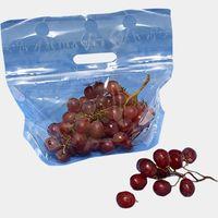 OEM Transparent Plastic Bag For Dry Fruits Packaging