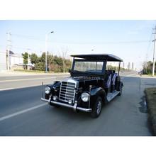 6 Seats Hot Popular Black Color Electric Classic Car(RSG-106LA)