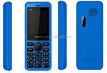 OEM/ODM low price china very cheap 5 usd dual sim oem brand new feature mobile phone K206