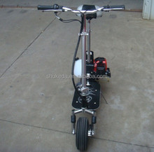 CE 49cc gas motor scooter
