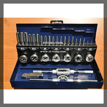 32PCS TAP AND DIE SET,HIGH QUALITY HAND TOOL