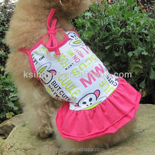 Wholesale 2013 Summer Dog Dress, Pet Clothes China Factory and Good Quality