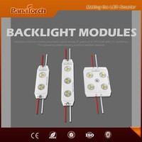PanaTorch 2015 new arrival 3 years warranty SMD2835 Led injection module widely used for channel letter advertisement signage