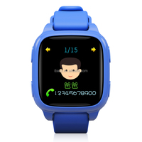 Ibaby LBS watch kids mobile watch phone cheap watch phone