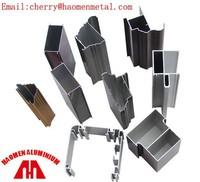 aluminum window frame parts