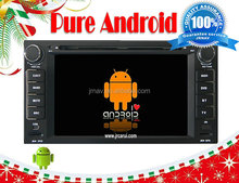 Pure Android 4.2 multimedia car receiver for TOYOTA Crown VITZ RDS,Telephone book,AUX IN,GPS,WIFI,3G,Built-in WIFI