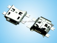 quick ship 90 degree connector micro usb / micro usb type b connector