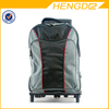 High School Trolley Backpack Grey Color 2015 Wheeled Backpack