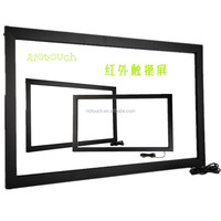 Riotouch USB powered 10~32 points multi touch monitor frame for touch screen monitor