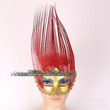 WHM-072 Yiwu Caddyhot sale customized plastic halloween masks