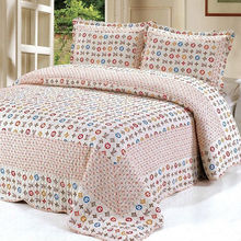 Popular Cotton Bed Sheets And Cushion Covers MZR105-2