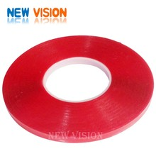 High adhesive double sided clear silicone 3M VHB tape