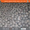 forged steel ball with even hardness 57-65HRC