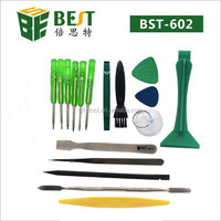 Factory Supply Disassembly Tool Kit 17pcs Mobile Phone Screwdriver Repaire Tool Kit