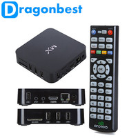Amlogic Quad Core 2.0Ghz Mini Pc 4K * 2K Mxiii S802 Android 4.4 Ota Miracast Dlna 1G 8G Tv Box 2.4G Wifi Mx Iii