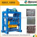 Qt40-2 hueco del bloque de cemento precio de la máquina para la venta/mano operado bloque de hormigón que hace la máquina