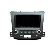 2015 New Digital with Telephone book TV 8-inch Car DVD Player
