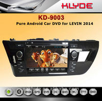 Original Manufacturer!! HD Car Multimedia 1 Din 2 Din Car Pc For Toyota Leivin